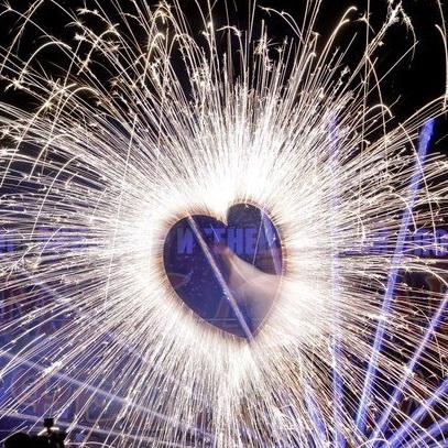 Пиротехническое сердце